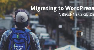 migrate wordpress