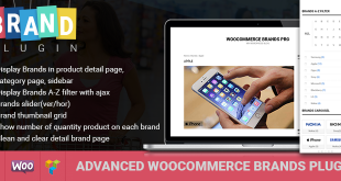 Advanced WooCommerce Brands