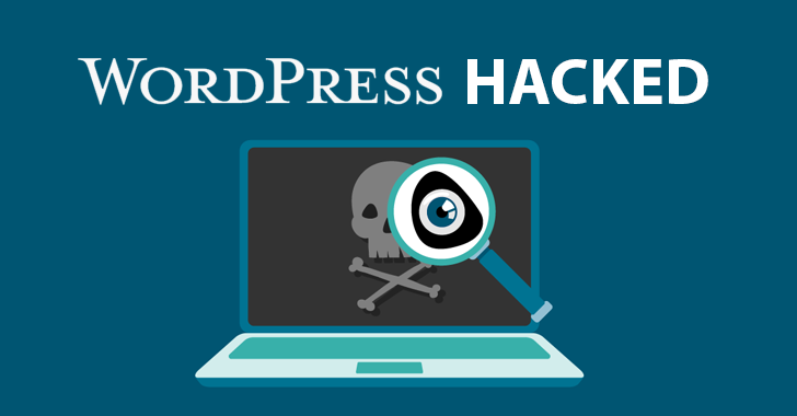 What should you do when your WordPress blog is hacked