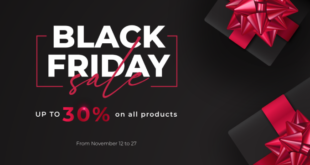 Booming Deal On Black Friday 2020 From CMSmart